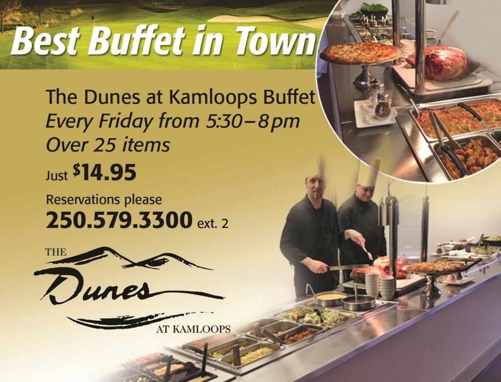 buffet ad