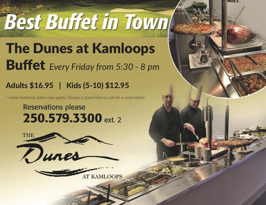 The Buffet Kamloops